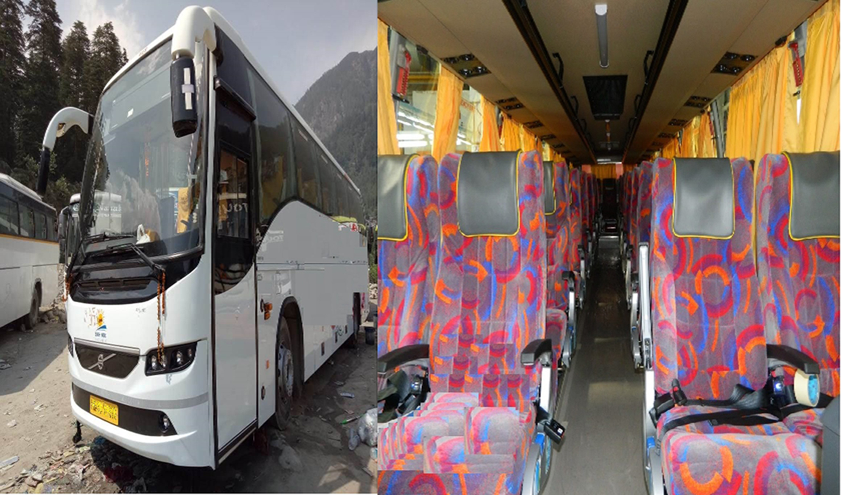 41 Seater Large CoacTraveller